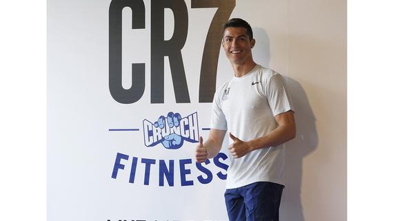 Нова Роль Кріштіану Роналду: Франчайзинг Crunch Fitness