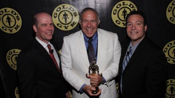 Steve Block Vendor Of the Year Award 2014