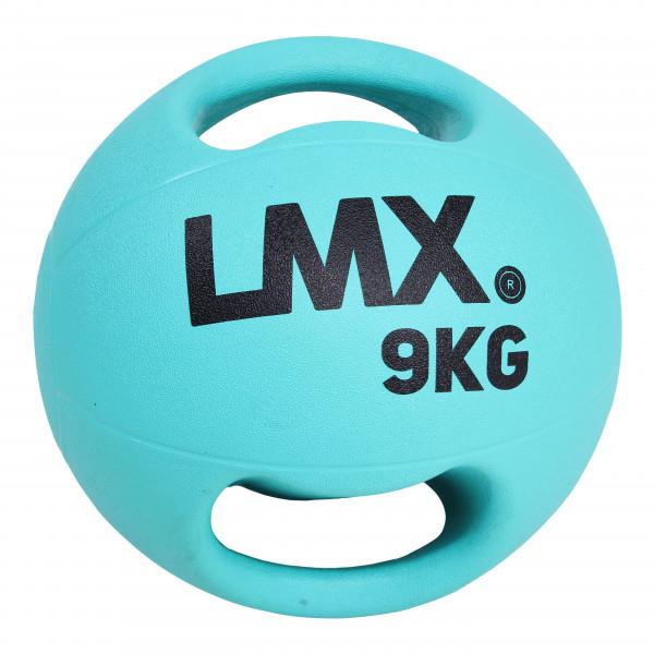 цена Медицинский мяч, медбол, с рукоятками Lifemaxx от  6 до 10 кг