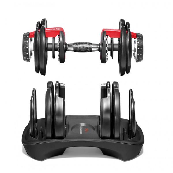 цена Гантели наборные от 2 до 24 кг Bowflex® SelectTech® 552i пара