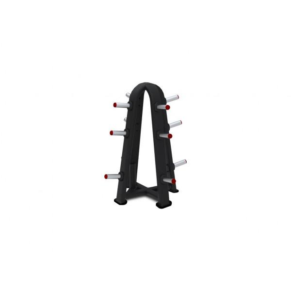 4-х сторонняя стойка для хранения весовых дисков Nautilus Benches and Racks