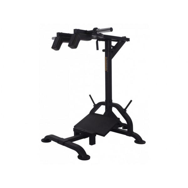 POWERTEC Lever Gym Squat / Calf L-SC16 Стойка для приседаний