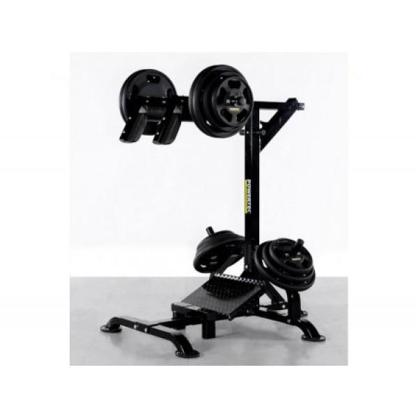 цена POWERTEC Lever Gym Squat / Calf L-SC16 Стойка для приседаний