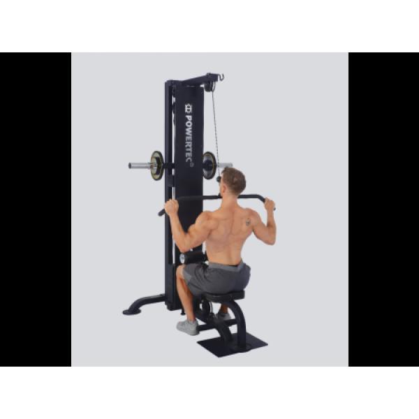 цена POWERTEC P-LM16 Верхняя/Нижняя тяга/Гребля
