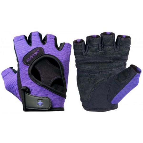 цена Перчатки женские Harbinger FlexFit 139 (размер S, M, L)