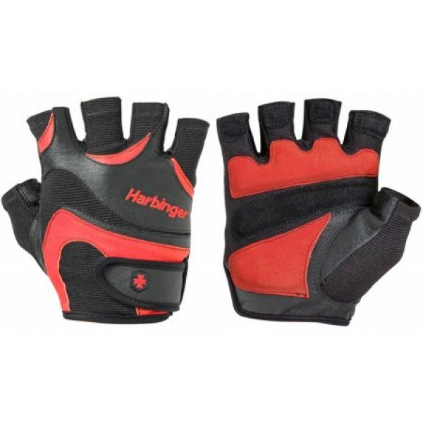 цена Мужские перчатки для фитнеса Harbinger 138 FlexFit (размер S, M, L, XL, XXL)