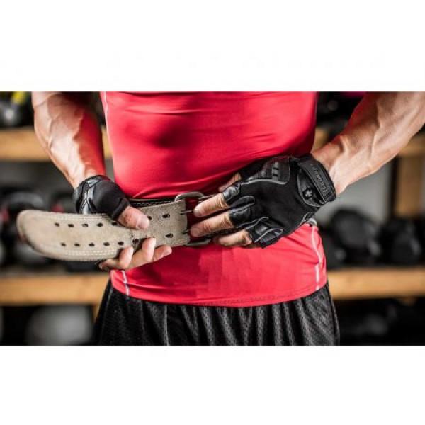 цена Пояс Harbinger Padded Leather 15,24 см
