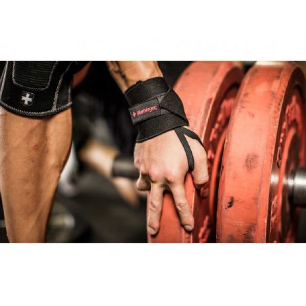 цена Кистевые бинты Harbinger Pro Thumb Loop Wrist Wraps