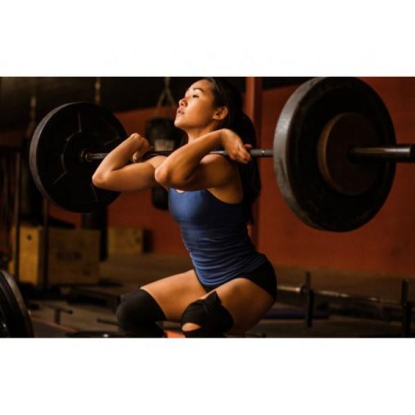 цена Коленные бинты атлетические Harbinger Power Knee Wraps
