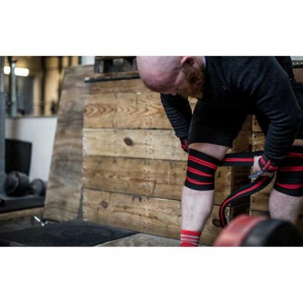 цена Коленные бинты Harbinger Red line knee wraps