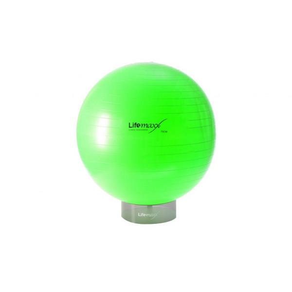 цена Гимнастический мяч Lifemaxx 75 см