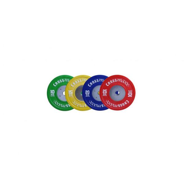 цена Соревновательные бамперные диски Lifemaxx Crossmaxx