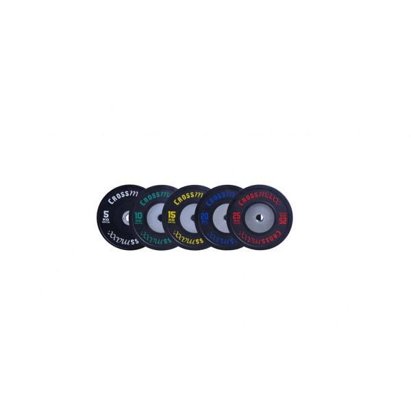 цена Соревновательные бамперные диски Crossmaxx Lifemaxx