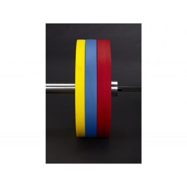 цена Обрезиненные бамперные диски Ziva
