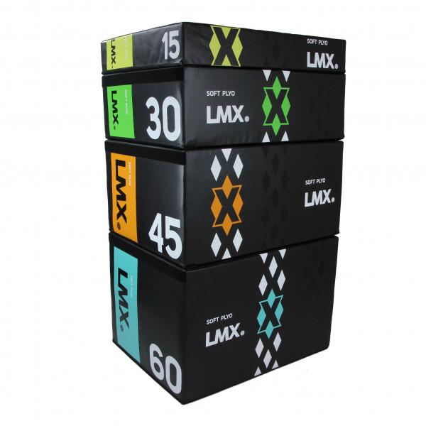 цена Плиометрические боксы Lifemaxx Crossmaxx 15,30,45,60 см